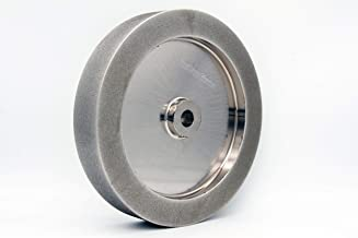 """Mega Square CBN Grinding Wheel, 8"""" 5/8 arbor, 80 Grit"""