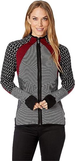 Dacono Ski Full Zip Sweater