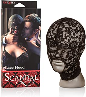 SCANDAL Lace Hood, zwart, 82 g