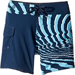 Lido Block Mod Boardshorts (Toddler/Little Kids)