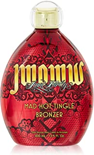 Jwoww, Mad Hot Tingle Bronzer, Tanning Lotion 13.5 Ounce