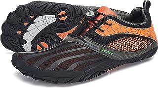 SAGUARO Blotevoetenschoenen voor dames en heren, outdoor, ademend, antislip, trailschoenen, fitnessschoenen, maat 36-46