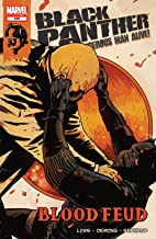 Black Panther: The Most Dangerous Man Alive (2010-2012) #528 (Black Panther: The Man Without Fear (2010-2012))