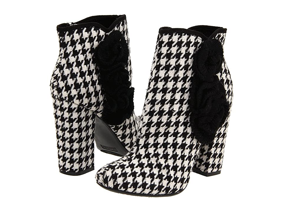 Rocket Dog Walden (Black Wide Houndstooth) Women