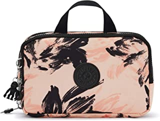 Kipling Jaconita Printed Toiletry Bag Coral Flower
