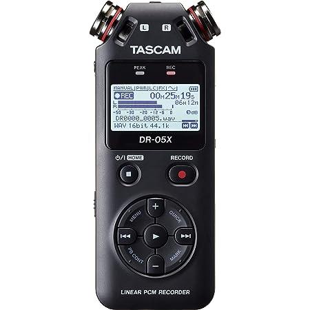 TASCAM Enregistreur Audio Portable DR-05X