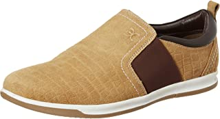 Extacy By Red Chief Men's EXT137 Leather Sneakers