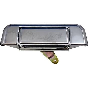 Tailgate Handle Trim//Bezel Chrome PT Auto Warehouse GM-3525M-BZ