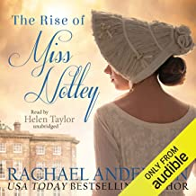 The Rise of Miss Notley: Tanglewood, Book 2