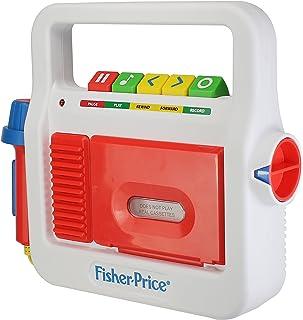 Basic Fun Fisher-Price Play - Grabadora de cinta