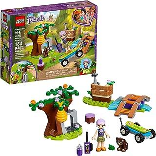 LEGO Friends Mia's Forest Adventure 41363 Building Kit, 2019 (134 Pieces)