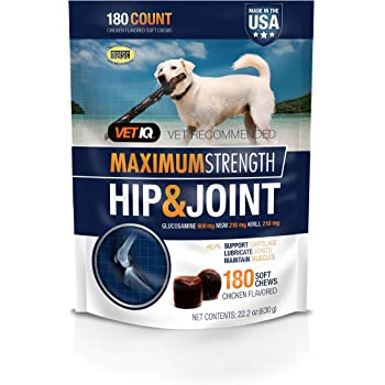 VetIQ Supplement for Dogs