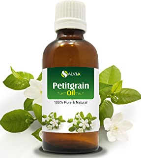 PETITGRAIN OIL 100% NATURAL PURE UNDILUTED UNCUT ESSENTIAL OIL 15ML`