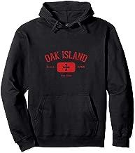 Oak Island Knights Templar Cross Design Hoodie Sweatshirt