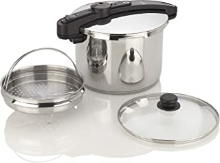 Fagor Chef Pressure Cooker 918010051CB/VDC, 6 qt.