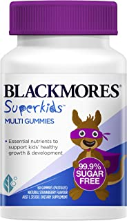 Blackmores Superkids Multi Gummies (60)