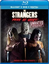 The Strangers: Prey at Night Unrated Blu-ray + DVD + Digital