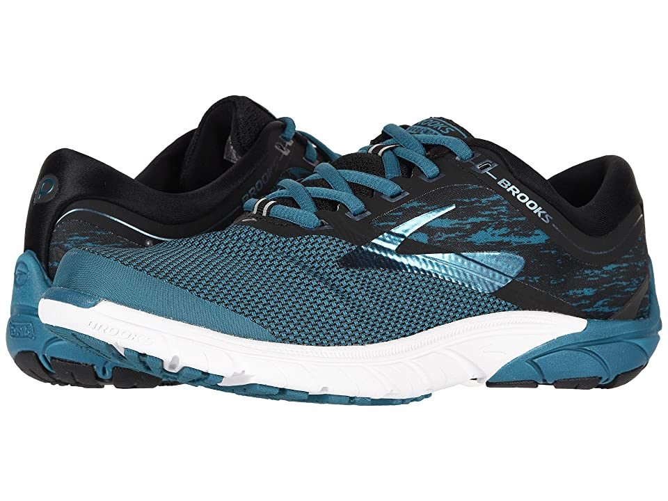 Brooks PureCadence 7 (Lagoon/Black/Multi) Women