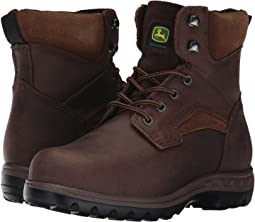 "John Deere 6"" Steel Toe Boot"