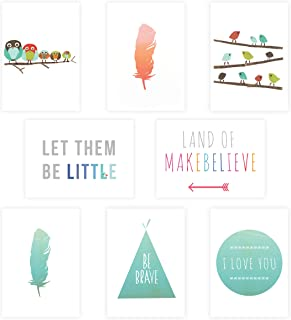 teepee art prints
