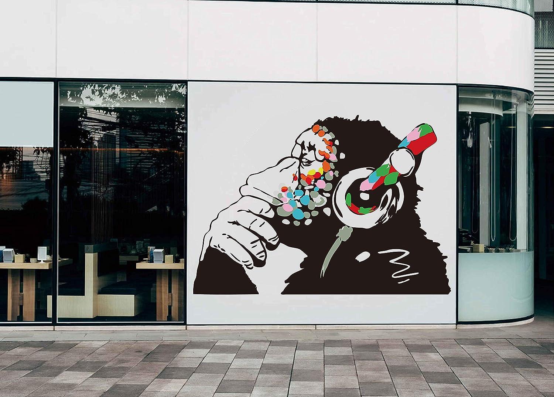 Luxury Large Street Art Graffiti Vinyl Living Decor Home Stickers Wall Japan's largest assortment