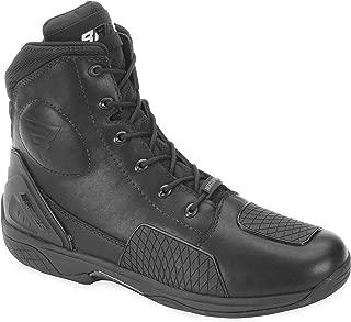 Bates Adrenaline Performance Men's Motorcycle Boots (Black, Size 9)
