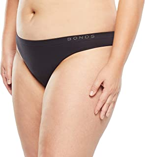 Bonds Women's Cotton Rich Comfytails Side Seamfree Gee G-String
