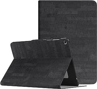 MoKo ASUS ZenPad 3S 10 Z500M Case - Ultra Lightweight Shockproof Folio Stand Cover Protector for ASUS ZenPad 3S 10 Z500M 9.7-Inch Tablet 2016 Release (NOT FIT Model# Z500KL), Slate Black