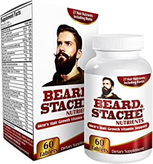 Best beard stache nutrients Reviews