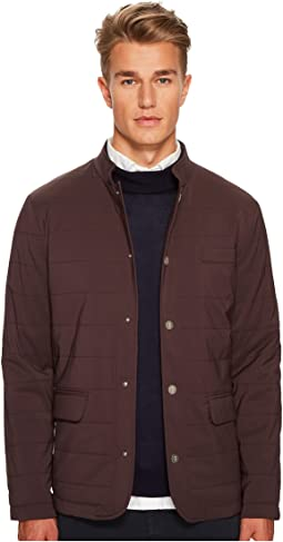 eleventy Storm Tech Snap Front Jacket