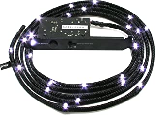 NZXT CB-LED20-WT - Cable LED, negro