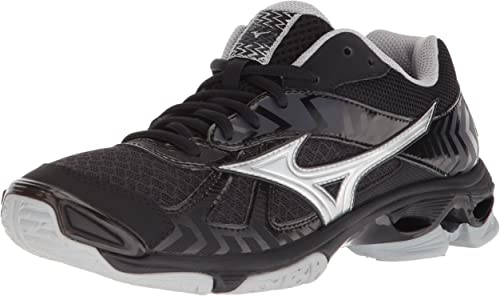 mizuno womens volleyball shoes size 8 x 3 foot wide hood shoes