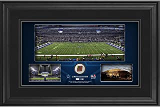 Dallas Cowboys Framed 10