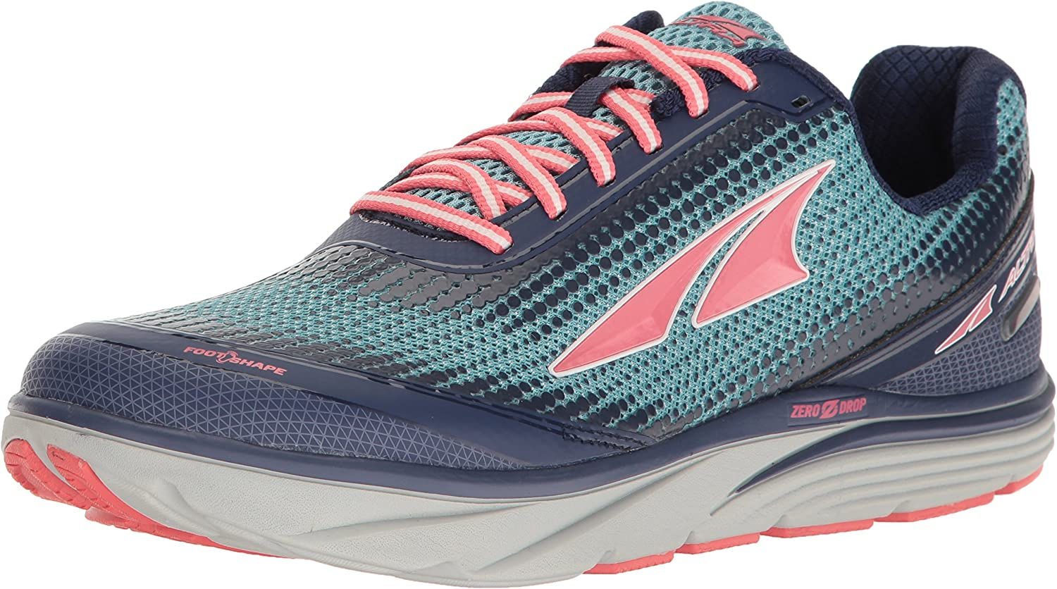 Altra Women's Torin 3.0 Road Running shoes, bluee Coral, 9 B US