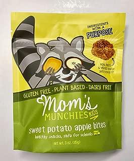 Mom's Munchies Kids Bites (Sweet Potato Apple) 6 Bags