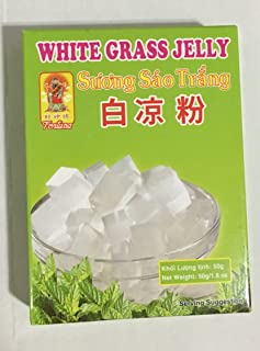 Best white grass jelly Reviews