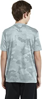 Youth CamoHex Tee. YST370