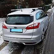 Rameder Komplettsatz Dachträger Pick Up Für Ford Focus Iii Turnier 111287 09157 16 Auto