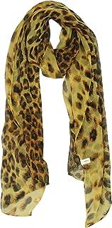 Long Chiffon Fashion Scarf - Pantonight Lightweight Chiffon Sheer for women