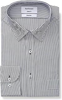 Van Heusen Men's Classic-Relaxed Fit Vertical Stripe Business Shirt
