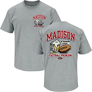 Best funny university of wisconsin t shirts Reviews