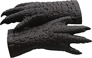Rubie's Unisex Adult Godzilla Deluxe Latex Hands Costume Accessory, As Shown, One Size