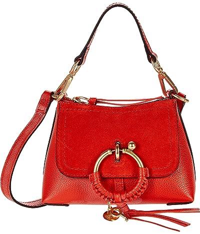 See by Chloe Joan Mini Hobo Leather Suede