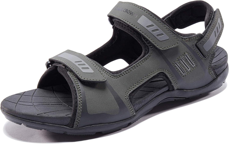 | CAMEL Sport Sandals For Men Outdoor Open Toe Hiking Sandal Casual Athletic Beach Water Slidess | Sport Sandals & Slides