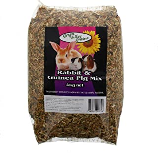 Rabbit & Guinea Pig Mix Pet Food 4kg Premium Quality Designed by Vets