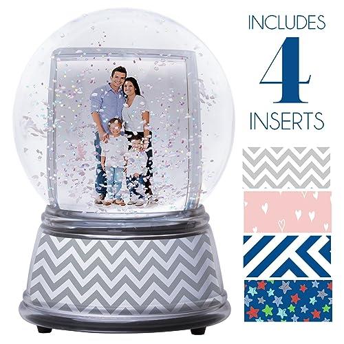 Personalized Snow Globes Amazoncom