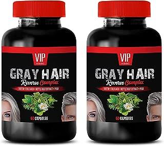 Best astragalus gray hair Reviews