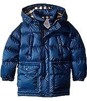Burberry Kids - Barnie Puffer Jacket (Little Kids/Big Kids)