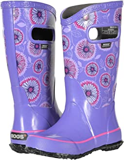 Bogs Kids - Rain Boot Wildflowers (Toddler/Little Kid/Big Kid)