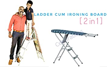 CELEBRATIONS Ladder with Ironing Board